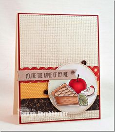 The Apple of My Pie by Tammy Hershberger