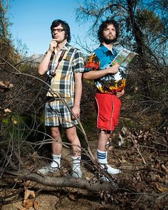Flight of the Conchords - Jemaine Clement & Bret McKenzie