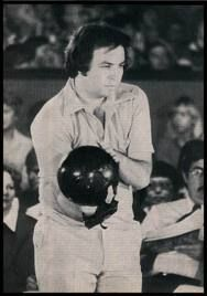 Mark Roth ... OK, OK. I know, it's bowling. What's the saying? ... If you get better at a sport while drinking, then it's not a sport ... Still, used to watch this guy on Saturday afternoons in the days before ESPN. Guy just wheeled the ball hard. I was surprised he never broke any pins. Still, he and Earl Anthony ... They were the kings of bowling, along Carmen Salvino and another of my favorites, Larry Laub.