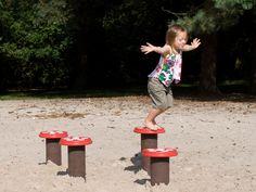 Speelplaatsmeubel: duurzame inrichting basisschool speelplaatsen