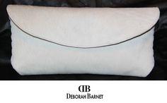 Deborah Barnet Pony Clutch HANDBAGS, BAGS, CLUTCHES