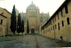 Salamanca's cathedral.