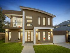 Photo of a house exterior design from a real Australian house - House Facade photo 8614061