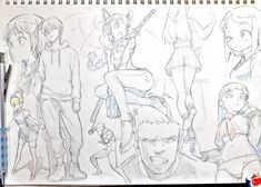 2,682 отметок «Нравится», 11 комментариев — JongHwa (@jonghwa_drawing) в Instagram: «sketch✏✏✏ . . #doodle #croquis #sketchbook #sketch #drawing #pencil #illustration #イラスト #らくがき…»