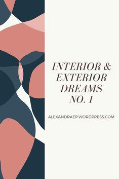 Check out my latest blog post here! _________________________________________________________ #aesthetics #architecture #art #blog #blogger #design #fashion #home #homedecor #interior #interiordesign #life #lifestyle #luxury Interior And Exterior, Interior Design, All Pictures, About Me Blog, Lifestyle, Nest Design, Home Interior Design, Interior Designing, Home Decor