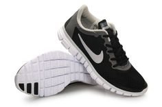new concept 83b8b ada0e Shop Buy Nike Free Women Black Grey White For Sale black, grey, blue and  more.