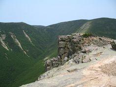 Bondcliff, Pemigewasset Wilderness, NH