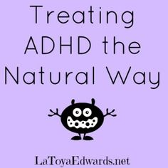Natural Treatments for ADHD