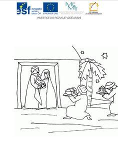 Tři králové - pracovní list :: ZŠ a MŠ Olešná