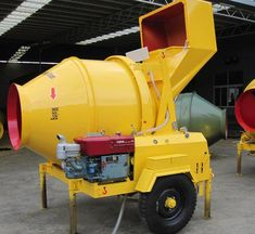 Diesel engine concrete mixer is popular in region lacking of electricity. We have quality diesel concrete mixer sale at reasonable price, contact us now! Types Of Concrete, Concrete Mixers, Electric Motor, Diesel Engine, Engineering, Construction, China, Popular