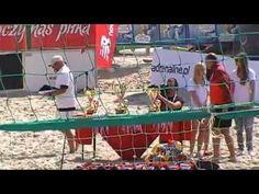 Mistrzowie Polski Juniorów (WRĘCZENIE NAGRÓD) - BEACH SOCCER USTKA 2015