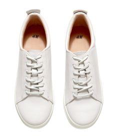Ledersneaker von H&M