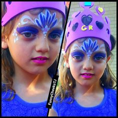 Great Kids, Greater Parents, Greatest Fun!    Happy Birthday Princess themed party face painting services by FunnyCheeksTJ Dallas Face Painter / Funny Cheeks Dallas  #Grateful for the #BestJobEver  #FunnyCheeksTJ #FunnyCheeksDallas #DallasFacePainting #DallasFacePainter  #BirthdayParty #birthdaypartyfacepaint #PrincessParty #princessfacepainting #princesspartyfun
