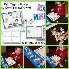 Fun Freebie for Winter Math