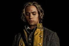 Jackson Rathbone as Jasper Whitlock (This is obviously a Twilight movie I haven't seen but Oh, My Confederate Solider, I might have to watch it just for this)