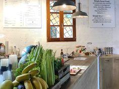 Simple Smart Food Bar Santa Catalina