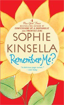 Good book with humor :) Love Sophie Kinsella Books!!