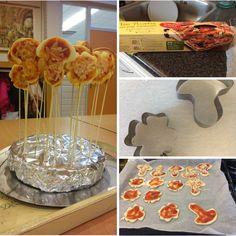 Pizza traktatie voor in de klas