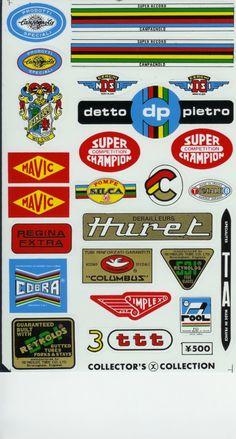 Vintage Cycling Logos - Google Search