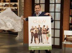 Introducing The Chew Book!  Order here:  http://www.barnesandnoble.com/w/the-chew-the-chew/1110912198?ean=9781401311063