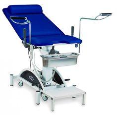 BTL-1500 Basic Fotel ginekologiczny Maksimum wygody zarówno dla lekarza, jak i pacjenta!