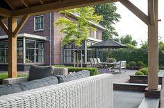 Budget Patio, Outdoor Living, Outdoor Decor, Garden Planning, Garden Landscaping, Pergola, Villa, Home And Garden, Landscape