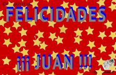 FELICIDADES JUAN!!!  https://www.cuarzotarot.es/  #FelizMiércoles #SanJuan #Juan #Juana