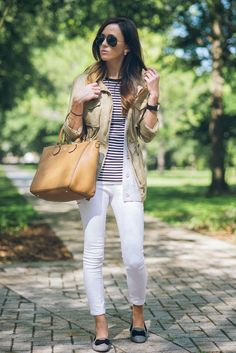 UTILITY STRIPES | Sequins & Things