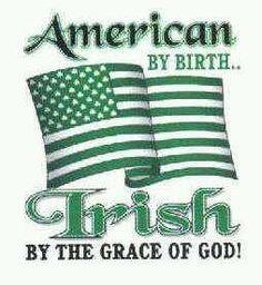 Irish Pride :)