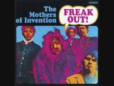 Frank Zappa & The Mothers of Invention - Freak Out (1966)