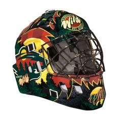 Franklin NHL Team Series Mini Goalie Mask - Minnesota Wild