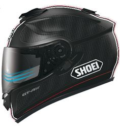 New Shoei GT-Air Helmet for 2013