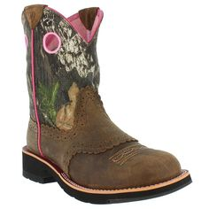Ariat Women's Fatbaby Cowgirl Western Boots$100