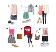 What to Wear on First Day of College this 2014