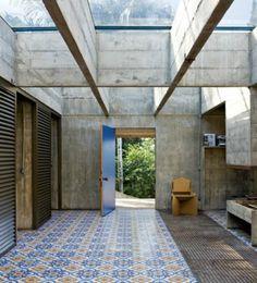Casa Masetti Paulo Mendes da Rocha