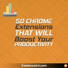 Today you can find Google Chrome extensions for almost anything that you can think about. In the sea of available extensions, it can be a hustle to choose which one are the best for your type of the b