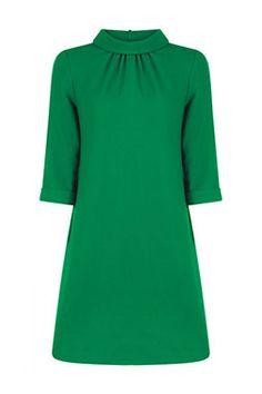 Goat - Apple Green Sabine Dress