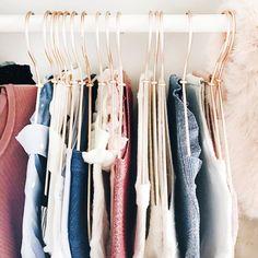 So my wardrobe is definitely ready for warmer weather...