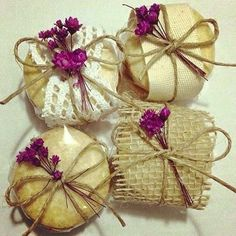 Bem casado Creative Gift Wrapping, Creative Gifts, Edible Wedding Favors, Lavender Bags, Chocolate Decorations, Baby Decor, Baby Shower Themes, Wedding Decorations, Wedding Inspiration