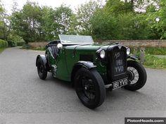 1936 Austin Seven sports Ulster rep