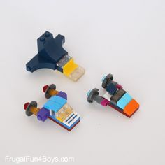 17 Beginner LEGO Project Ideas - Frugal Fun For Boys and Girls