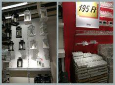 Gyönyörű esküvői lámpások az Ikeaban! Olvasd tovább Decormanó esküvői dkeorációs ötleteit! Ladder, Ikea, Stairway, Ikea Co, Ladders, Stairs