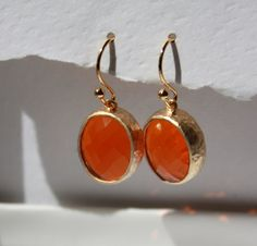 Orange, tangerine, carnelian...The color of the summer :)