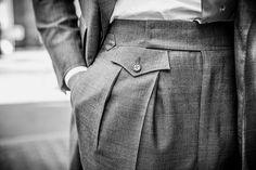 Rake Commends: Chittleborough & Morgan Bespoke Suit | The Rake