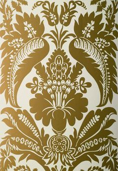 Schumacher Montebello Damask