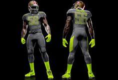 8ab6021f2 2014 NFL Pro Bowl Uniforms - Black Nfl London