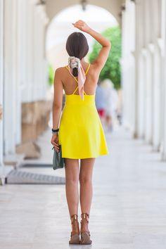 doina ciobanu zakynthos yellow dress-21