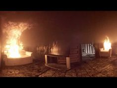 New Zealand Fire Service uses fireproof GoPro to create world first   Stuff.co.nz