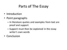 opinion essays examples Essay Writing 101 By Mrs. Essays prove a point or .