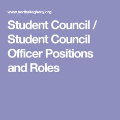 Student Council / Student Council Officer Positions and Roles Student Council, 404 Page, Middle School, It Cast, Positivity, Jr, Anniversary, Club, Teaching High Schools